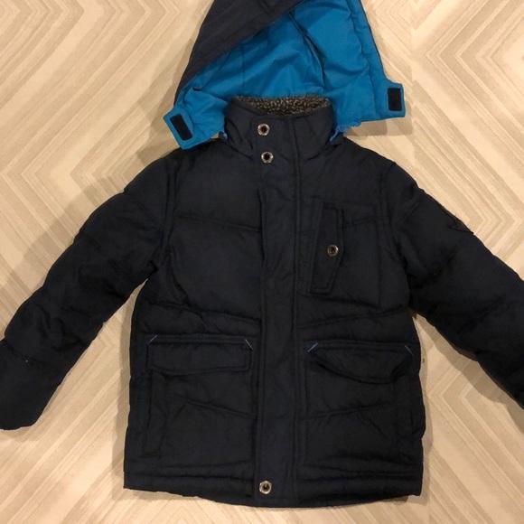 e53d4d9fd Hawke & Co Jackets & Coats | Hawke Co Outfitter Boys Navy Hood ...